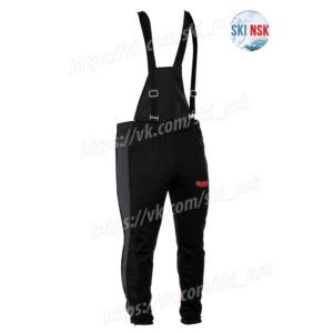 Разминочный костюм SKINSK – премиум класса (чёрно-красный)
