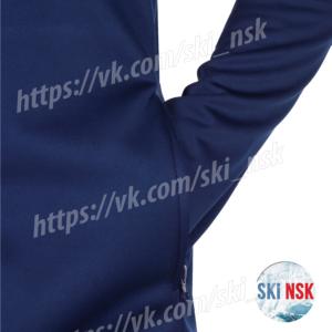 ВЕТРОВКА – ДОЖДЕВИК тёмно-синий SkiNsk