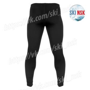 Лосины компрессионные чёрные SkiNsk