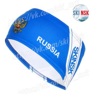 Повязка синяя SkiNsk