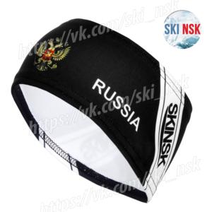 Повязка чёрная SkiNsk