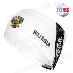 Повязка белая SkiNsk